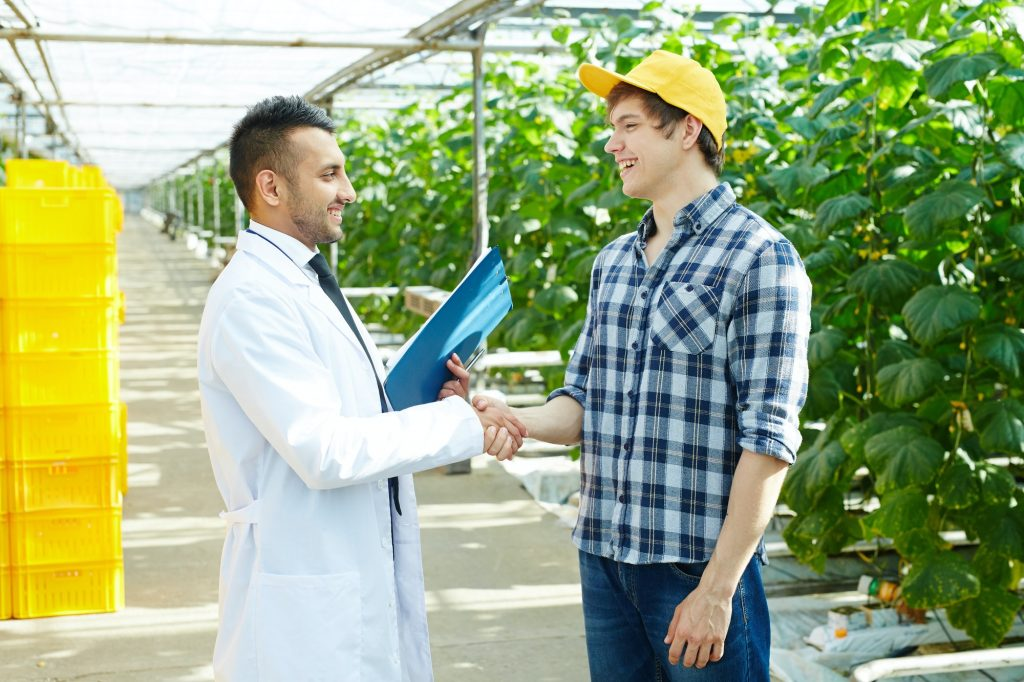Partnership of farmers